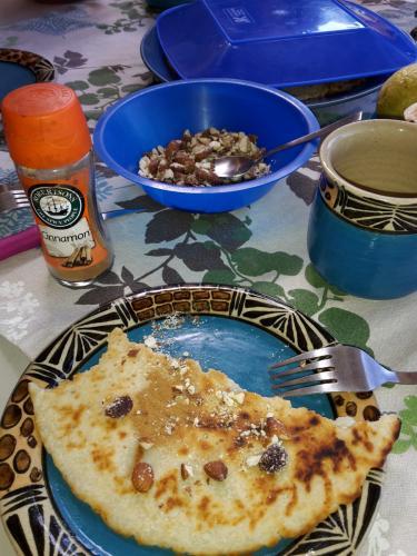 Frühstück am Ostersonntag